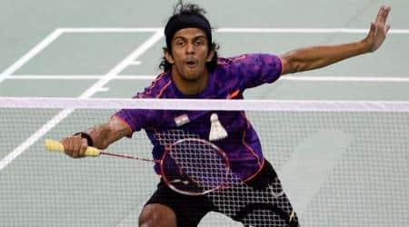 Ajay Jayaram, HS Prannoy, Parupalli Kashyap, US Open, sports news, badminton, Indian Express