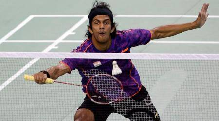 Ajay Jayaram, Ajay Jayaram India, India Ajay Jayaram, Ajay Jayaram US Open, US Open news, sports news, badminton, Indian Express