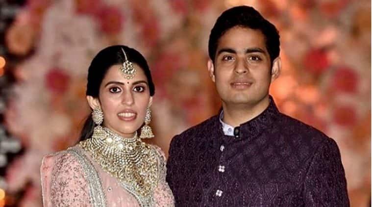 Akash Ambani and Shloka Mehta wedding reception LIVE UPDATES