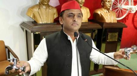 Bungalow damage row: Akhilesh calls it conspiracy by Yogi govt over poll losses