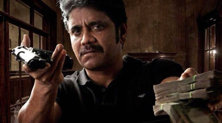 Akkineni Nagarjuna in Officer