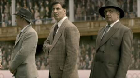 Gold teaser: Akshay Kumar is a flag-waving hockey coach in this sports film
