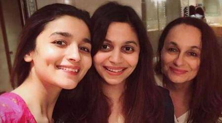 Alia Bhatt is all praise for sister Shaheen as she opens up about her battle with depression