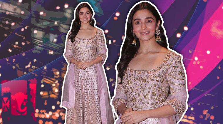 Alia Bhatt, Alia Bhatt ethnic wear, Alia Bhatt style, Alia Bhatt fashion, Alia Bhatt updates, Alia Bhatt latest photos, Alia Bhatt latest news, Alia Bhatt images, Alia Bhatt pictures, celeb fashion, bollywood fashion, indian express, indian express news