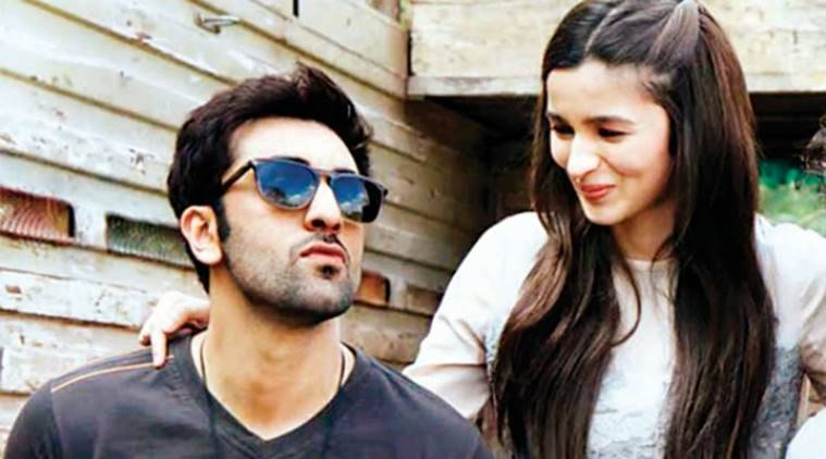 Ranbir Kapoor And Alia Bhatt Clicked At The Raazi Actors House See