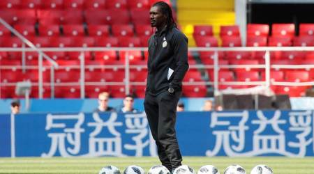 FIFA World Cup 2018: Only black coach Aliou Cisse says there should be more
