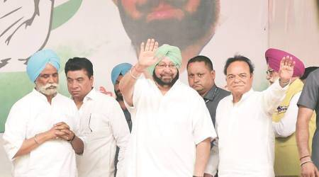 After Shahkot bypoll win, Captain Amarinder Singh says thanks, announces Rs 2150 crore projects
