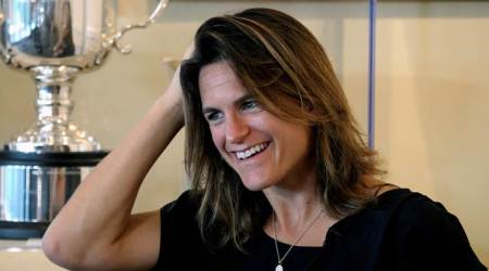 Amelie Mauresmo, Amelie Mauresmo news, Amelie Mauresmo updates, Amelie Mauresmo captain, Amelie Mauresmo France, Amelie Mauresmo France captain, sports news, tennis, Indian Express