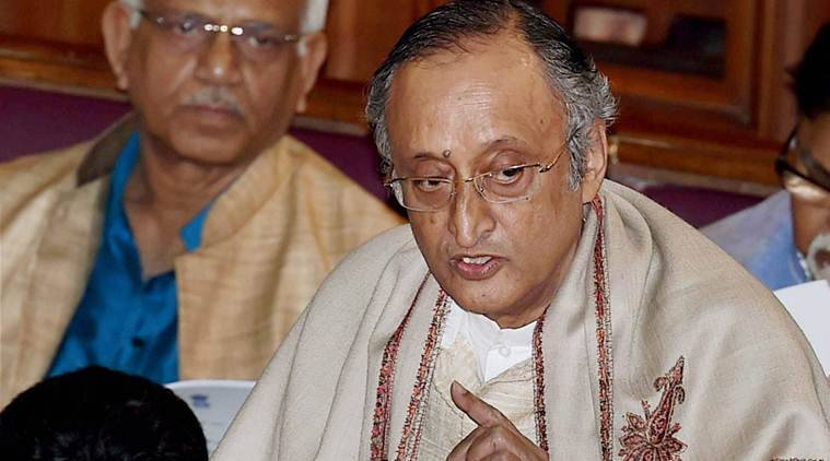 Amit Mitra, Amit Mitra hits out PM, Amit Mitra criticised Prime Minister, Narendra Modi, Indian Express