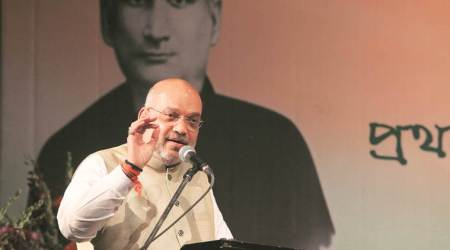 Amit Shah holds poll strategy talks with Odisha BJPleaders