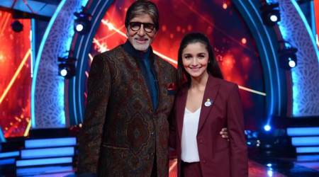 Alia Bhatt is learning a lot from Amitabh Bachchan on the sets of Brahmastra