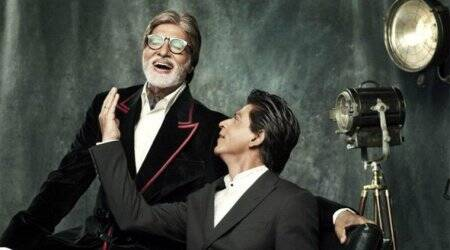 amitabh bachchan and shah rukh khan to collaborate for sujoy ghosh's badla