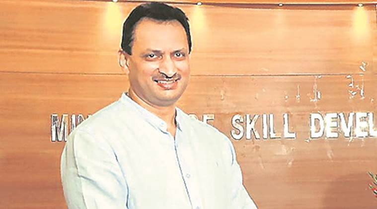 Union minister of state for skill development and entrepreneurship Anant Kumar Hegde.