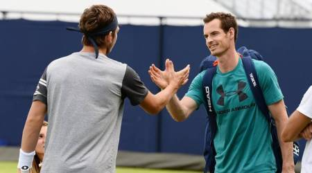 Andy Murray to make competitive return at Queen's Club