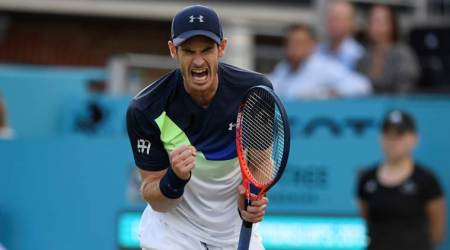 Queen's Club: Andy Murray's comeback ends in defeat by Nick Kyrgios