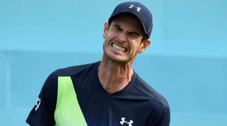Andy Murray unsure about Wimbledon after comeback defeat