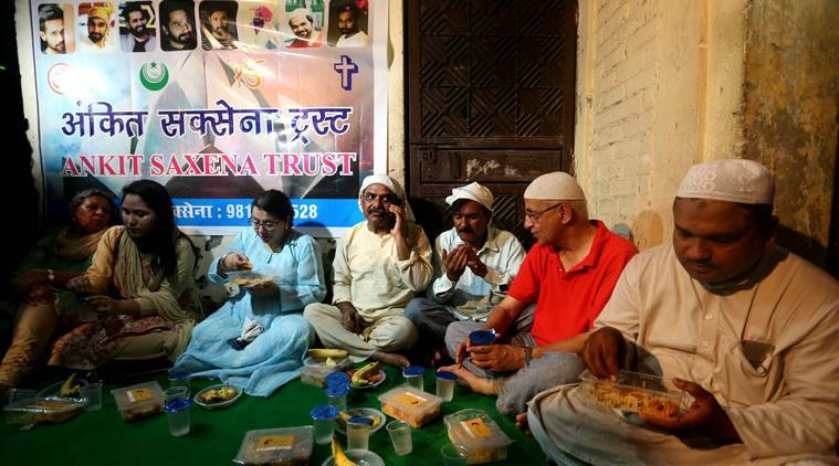 Iftar to remember Ankit Saxena, and keep the peace
