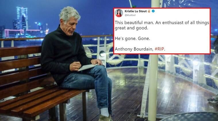 Anthony Bourdain Dead At The Age Of 61 Netizens Mourn The