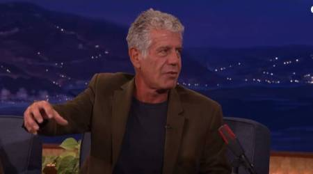 Anthony Bourdain, Anthony Bourdain dead, Anthony Bourdain Celebrity chef, Anthony Bourdain Celebrity chef dead at 61, US celebrity chef, Anthony Bourdain suicide, indian express