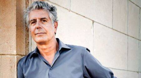 Anthony Bourdain picture.
