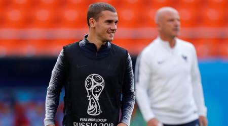 FIFA World Cup 2018: Antoine Griezmann passed fit as France seek sharperedge