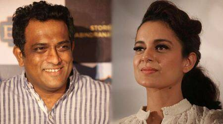 Kangana Ranaut can't wait to work with Anurag Basu after eight years