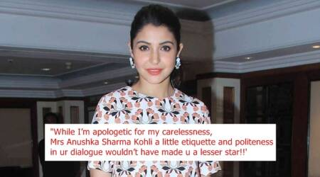 Garbage that I mistakenly threw was way less than what came out from your mouth: Man responds to Anushka Sharma on littering video