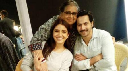 Anushka Sharma is 'sad' about returning to Sui Dhaaga sets