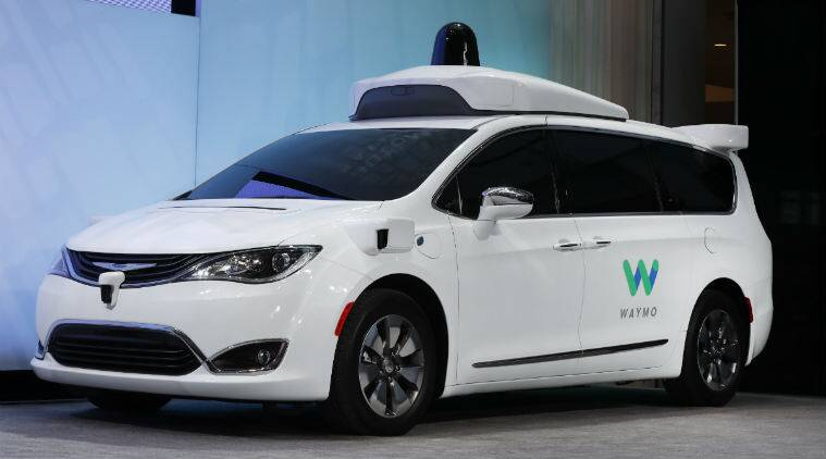 Waymo Chrysler deal, Chrysler Pacifica Hybrid minivans, Waymo ride hailing service, Waymo in India, Chrysler Electric vehicles, Waymo robotic taxi service, self driving cars, autonomous cars
