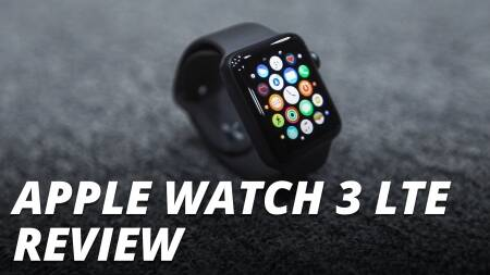 Apple Watch 3 LTE video review
