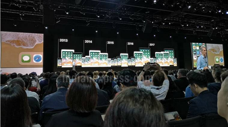 Apple, wwdc 2018, iOS 12, iOS 12 features, iOS 12 compatible devices, ARKit 2, Apple ARKit 2, augmented reality, AR, Apple WWDC 2