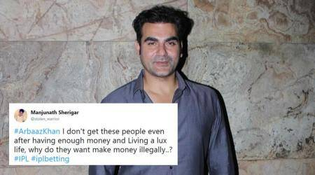 Tweeple troll Arbaaz Khan after summoned by Thane Police in IPL betting case