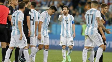 FIFA World Cup 2018: Lionel Messi, Argentina on the brink of early exit, lose 3-0 to Croatia