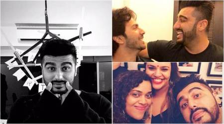 Inside Arjun Kapoor's 33rd birthday party