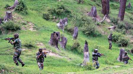 Six militants killed as Army foils infiltration attempt in J&K