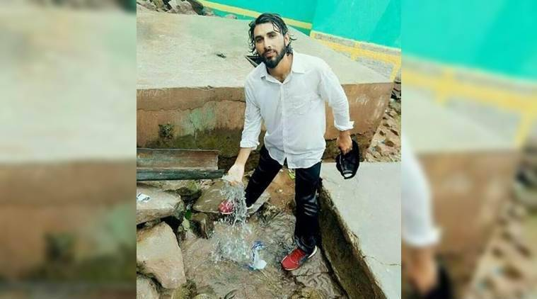 Indian Army, Aurangzeb, Rashtriya Rifles, Shaurya Chakra, 44 RR, Jammu Kashmir police, Aurangzeb killing, India news, Indian express