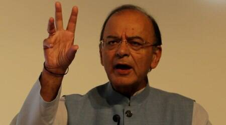 Union Minister of Finance and Corporate Affairs Arun Jaitley.