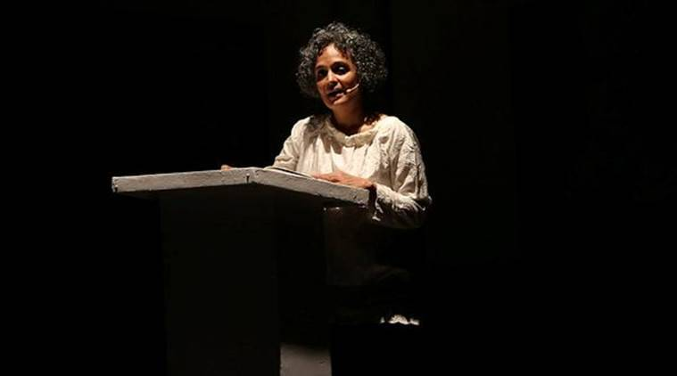 arundhati roy, arundhati roy birthday, arundhati roy quotes, arundhati roy ministry of utmost happiness quotes, arundhati roy god of small things quotes, indian express, indian express news