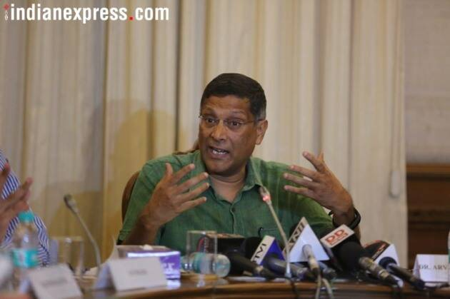 In Photos: Arvind Subramanian quits as economic adviser, will return to US