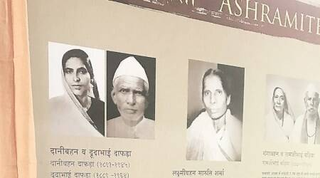 Sabaramati Ashram Centenary Year Ends One of the 'first Harijans' to live at Bapu's ashram gets special mention
