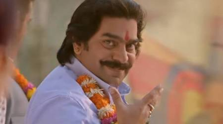 Dhadak actor Ashutosh Rana: After Sangharsh and Dushmann, Bollywood couldn't think of anything else for me
