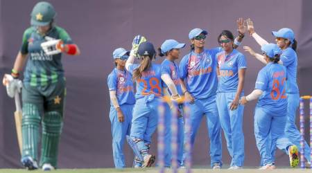 India vs Pakistan, Women's Asia Cup