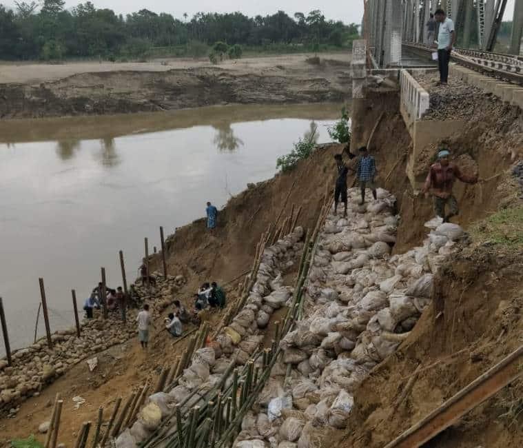 Assam Flood 2018, Flood relief