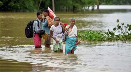 Slight improvement in Assam flood situation; death toll rises to 26