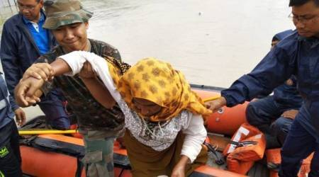 north east floods, north east rains, assam rains, assam floods, manipur floods, tripura floods, army joins rescue operations in north east, mizoram floods, ndrf,