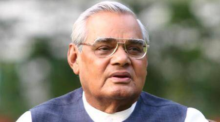 Atal Bihari Vajpayee stable, will remain in hospital for now:AIIMS