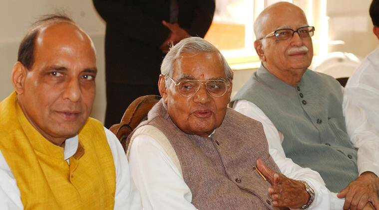 Atal Bihari Vajpayee, Vajpayee health, former prime minister, Rajnath Singh, India news, indian Express news