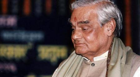 Four Chief Ministers visit AIIMS to inquire about A B Vajpayee's health