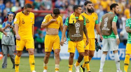 FIFA World Cup 2018 games to air on free TV amid problems inAustralia