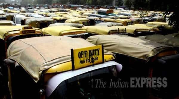Mumbai Autorickshaw strike called off, mumbai auto rickshaw strike, Devendra Fadnavis, Mumbai Autorickshaw Union, Mumbai news, Indian Express news